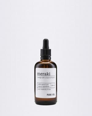 Kosmetika Meraki Pure Oil Orange With Touch Of Herbs