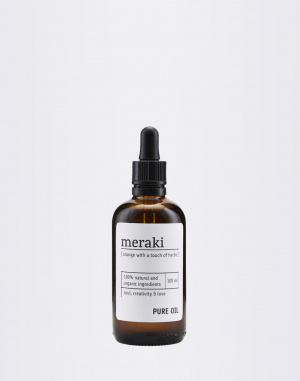 Meraki - Pure Oil Orange With Touch Of Herbs