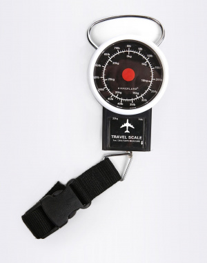 Kikkerland - Travel Luggage Scale