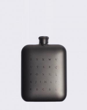 Men's Society - Hip Flask ZYX