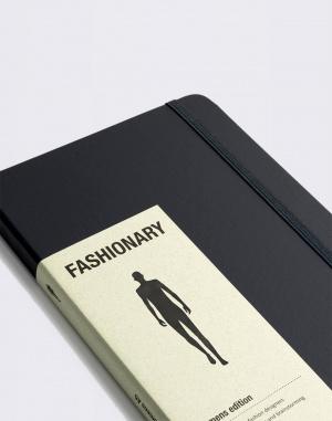 Kniha - Fashionary - Mens Edition