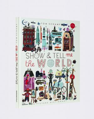 Kniha - Gestalten - Show & Tell Me The World