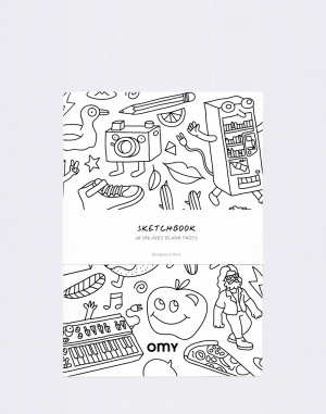 OMY - Large Sketch Book