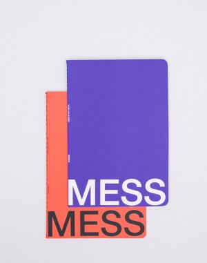 Nomess - Mess Study Book M