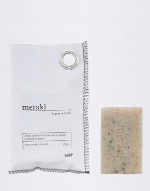 Meraki - Hand Soap Sesame Scrub