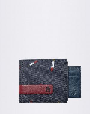 Peněženka - Nixon - Showtime Bi-Fold ID Zip