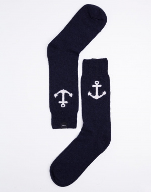 Ponožky - Makia - Anchor