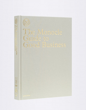 Kniha - Gestalten - The Monocle Guide to Good Business
