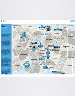 Kniha Gestalten Milan: The Monocle Travel Guide Series
