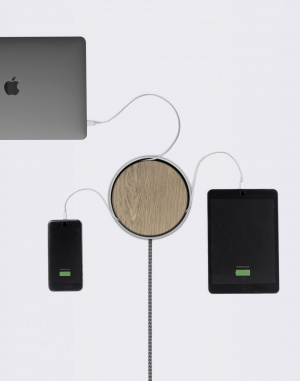 Native Union - Eclipse Charger Wood
