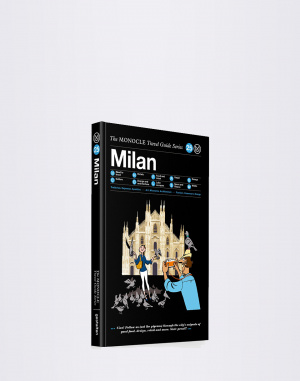 Gestalten - Milan: The Monocle Travel Guide Series