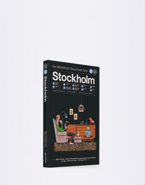 Gestalten - Stockholm: The Monocle Travel Guide Series