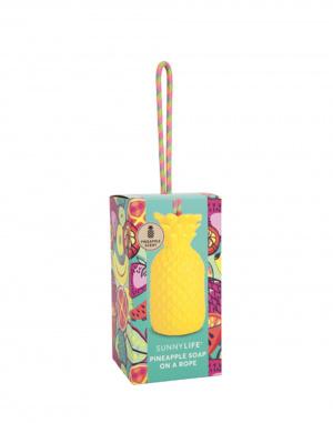 Kosmetika - Sunnylife - Pineapple Soap on a Rope