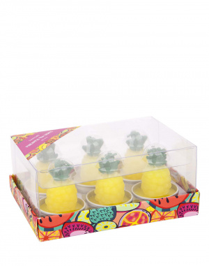 Dárek Sunnylife Pineapple Tea Lights