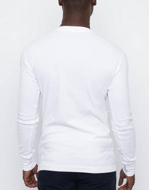 Triko - Knowledge Cotton - Rib Knit Henley