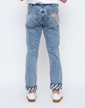 Wrangler - REGULAR TAPERED B&Y