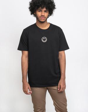 Triko - Rotholz - Smiley T-Shirt