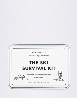 Men's Society - Ski Survival Kit