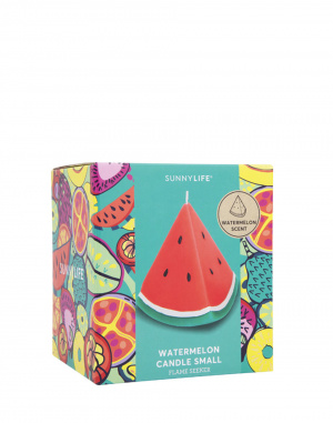 Sunnylife - Watermelon Candle Small