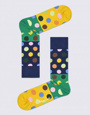Ponožky - Happy Socks - Big Dot Block