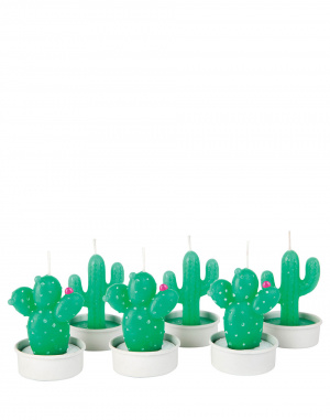 Sunnylife - Cactus Tea Lights