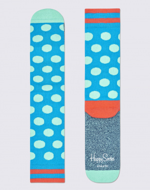 Ponožky - Happy Socks - Athletic Big Dot Block