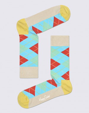 Ponožky - Happy Socks - Argyle