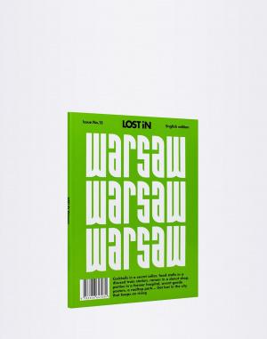 Kniha - Gestalten - LOST iN Warsaw