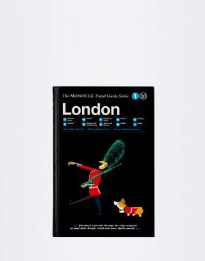 Gestalten - London: The Monocle Travel Guide Serie...