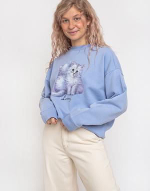 Mikina Lazy Oaf First Date Sweatshirt