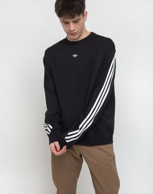 Mikina adidas Originals 3 Stripe Wrap Cr