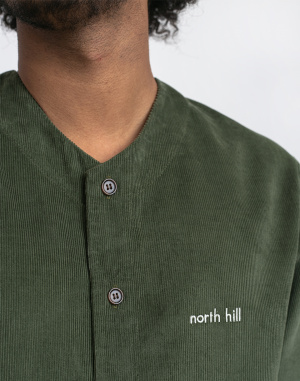 North Hill - Baseball Jersey Corduroy