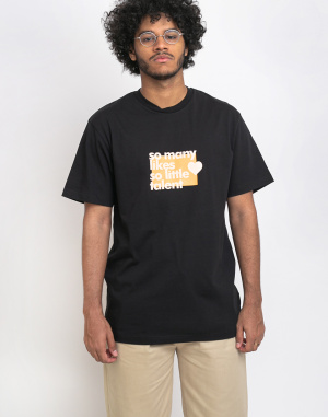 North Hill - Black Likes Tee