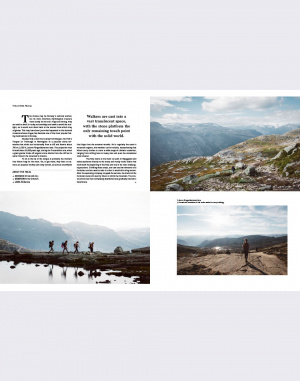 Kniha - Gestalten - Wanderlust