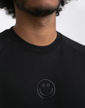 Mikina - Rotholz - Smiley Sweater