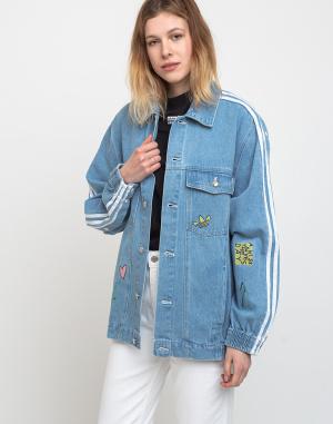 Bunda adidas Originals Denim Jacket