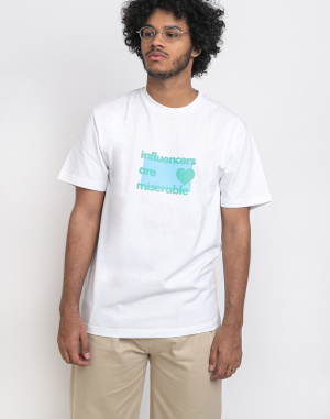 North Hill - White Influencer Tee
