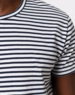Triko Revolution 1055 Striped T-shirt