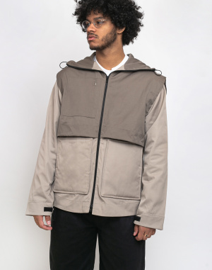 North Hill - Two-Tone Waterproof Jacket