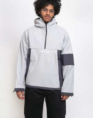 North Hill - Grey Anorak