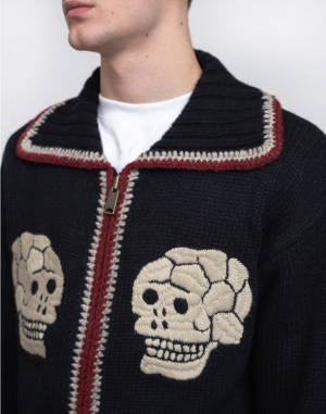 Deus Ex Machina - Trappa Knit Cardigan