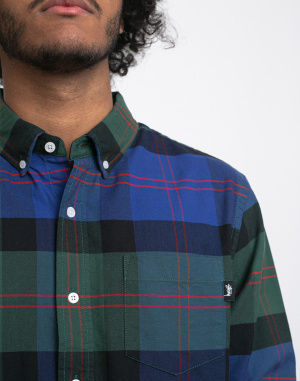 Stüssy - Classic Oxford LS Shirt