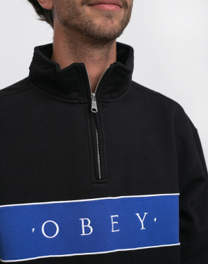 Obey - Deal Mock Neck