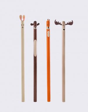 Kikkerland - Woodland Pencil