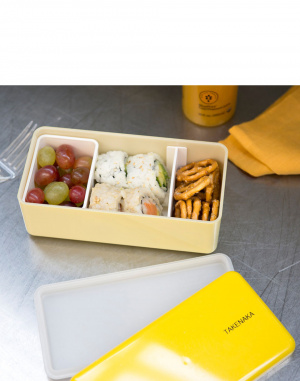Box na jídlo - Takenaka - Bento Box Ractangle Slim