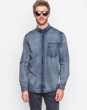 Košile - Cheap Monday - Bolt denim shirt