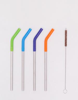 Klean Kanteen - Steel Straws - 4 Pack