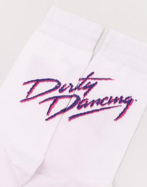 Dedicated  - Dirty Dancing Logo