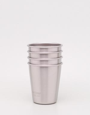 Klean Kanteen - Steel Cup 10oz - 4 Pack
