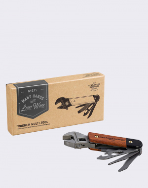 W & W - Wrench Multi Tool